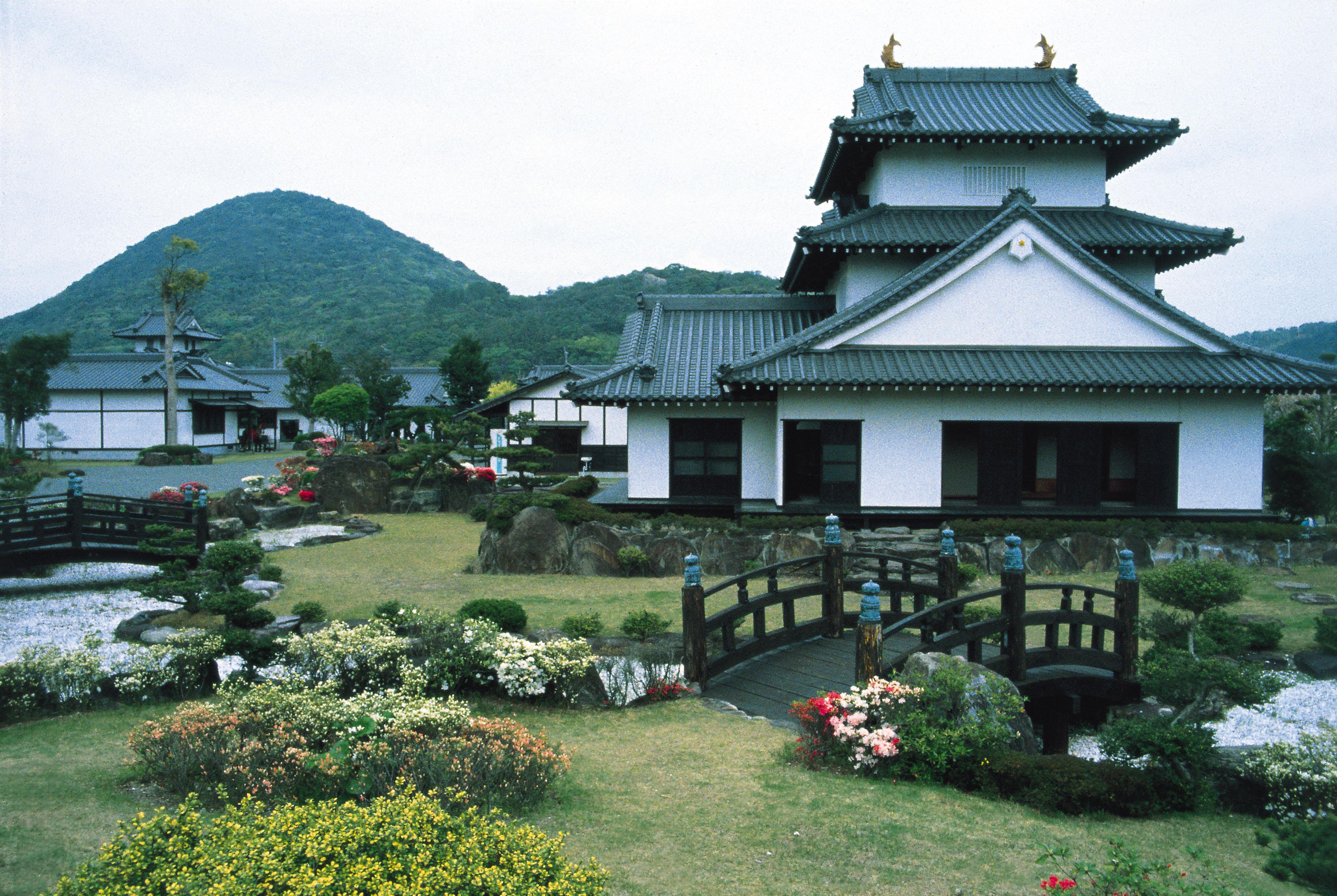 川内戦国村